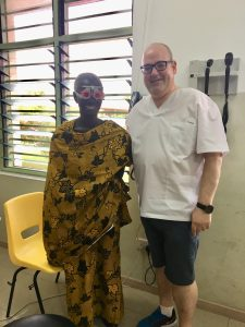 Pedro Duc en Ghana